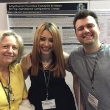 At the International Communication Association Conference in Fukuoka, Japan, 2016, with Drs. Rebecca Scoggin McEntee and Brian Britt